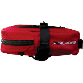 XLAB Mezzo Bag Saddle Bag Medium red